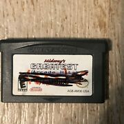 Midwayand039s Greatest Arcade Hits Nintendo Gameboy Boy Advance Gba Cart Only