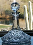 Alana By Waterford - Ships Decanter 474-868