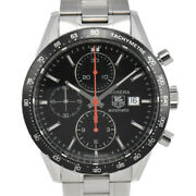 Saletag Heuer Carrera Date Cv2014 Chronograph Automatic Menand039s Watch Q96591