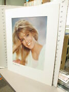 Tv Guide Cover Portrait 1986 Heather Locklear Abc Show Dynasty T.j. Hooker