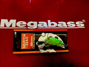 Megabass Respect Series Crystal Lime Frog Griffon Zero Sold Out Ships From Usa