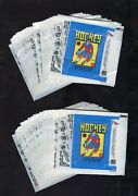 1979-80 Topps Hockey Wax Pack Wrapper Lot 100 - Wayne Gretzky Rookie Rc Year