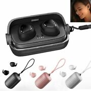 Mini Bluetooth Headset Twins Earphones Earbuds With Mic For Iphone 12 11 Xs Xr X