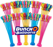 Zuru Bunch O Balloons - 330 Rapid-fill Crazy Color Water Balloons 10 Pack