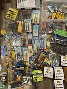 Vintage Fishing Lures Lot Everything In Pics Included