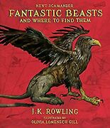 Secondhand Imported Goods Fantastic Beasts And Where To Find Them Harry Potter
