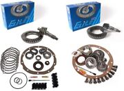 78-83 Ford F150 9 Dana 44 Reverse 5.13 Ring And Pinion Master Elite Gear Pkg