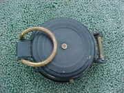 Tc Wwll Belt Engineer Compass Made In Japan Ww 2 Working Functions As It Should