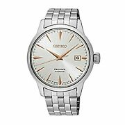 Seiko Imported Goods Presage Wristwatch Automatic Winding Hand-wound No.8206