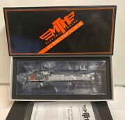 Mth Ho Scale Rtr Sp Southern Pacific Dash-9 Diesel Engine / Dcc Ready 8121