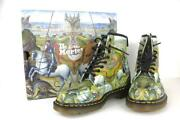 Dr.martens Vegan Limited Edition Products St. Georgios And The Dragon Holes
