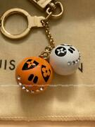 Louis Vuitton Portocre Jack Lucy Keyrings Key Chain Free Shipping No.3736