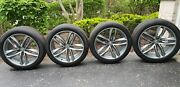 Audi Q7 2016-2021 Wheel 21 And Winter Tire Package - Excellent Shape
