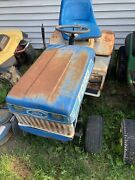 Vintage Ford Yt 16 Lawn Mower Garden Tractor Yt16