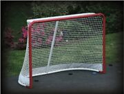 Ezgoal 69115 Hockey Replacement Net With Skirt White 4 X 6-feet Pack Of 1