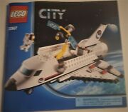 Lego City Space Shuttle 3367 - 100 Complete W/manual