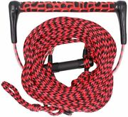 Obcursco Wakeboard Rope Water Sport Line With Eva Handle. Ideal For Water Ski