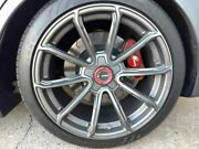 Used Gram Lights 57getter Wheels Set Of 4 18 X 9.5 22 Offset With Tires Used