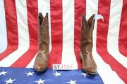 Botte Marlboro Classic N.39 Code St1356 Boots Western Country Cow-boys Used