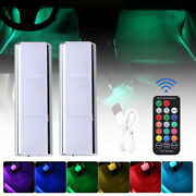 Rgb Led Car Interior Accessory Floor Decorative Atmosphere Lamps Ambient Light