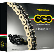 Regina Chain And Sprocket Kit For Yamaha Yfm 350x Warrior And03989-and03904