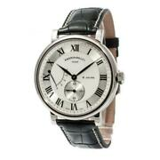 Watch Eberhard Man 21027cp Mechanical Analogue Only Time Steel