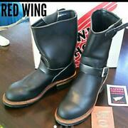 Red Wing Rare Engineer Boots From Japan Fedex No.576