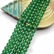 4-5mm Natural Green Onyx Gemstone Plain Rondelle Beads2 Line Loose13 Inch Strand