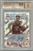 Trae Young 2018-2019 Contenders Cracked Ice Rookie Autograph Auto Rc /23 Bgs 9.5