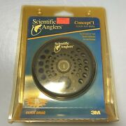 Scientific Anglers Concept 1 Click Fly Reel Fishing 3m - Lines 5 6 7 Or 8 New