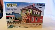 Ho Scale Atlas Signal Tower Kit, Vintage 704 Brand New Open Box