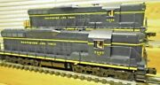 ✅mth Railking Scale Baltimore Ohio Sd-9 Powered And Non-powered Diesel Engine Set