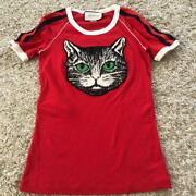 T-shirt Cat From Japan Fedex No.3832