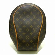 Louis Vuitton Ellipse Sackad Backpack Monogram Canvas Previously Owned No.4578