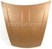 Fiat 124 Spider Front Hood New