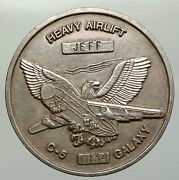 United States Airlift C-5 Galaxy Air Force Old Show Piece Challenge Coin I92980