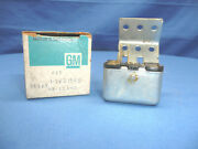 Nos Gm 1971 1972 Impala Electric Window And Seat Back Lock Relay Ct5