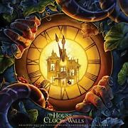 Barr,nathan Colv Dlx G...-the House With A Clock In Its Walls Vinyl Lp New
