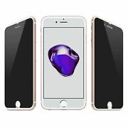 Apple Iphone 7/8 View Protection Armor Glass Anti Spy Foil - 20 Piece