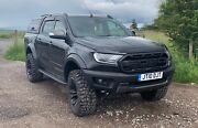 Ford Ranger Raptor Style Body Kit 2 - Grille Bumper Wide Wheel Arches 2016-2019