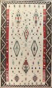 Palace Size Geometric Tribal Moroccan Oriental Area Rug Hand-knotted Wool 12x19