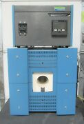 Lindberg Blue M 58114 Controller Console W/55322-3 Tube Furnace For Parts/repair