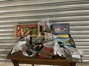 Various Vintage Antique Original Meccano Parts - Too Many Parts To Be Listed