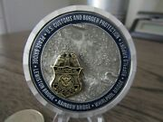 Cbp Customs And Border Protection Buffalo Field Office Challenge Coin 340j