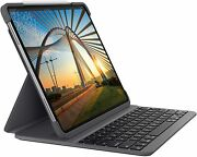 Slim Folio Pro Backlit Bluetooth Keyboard Case For Ipad Pro 12 9 Inch 3rd And 4t