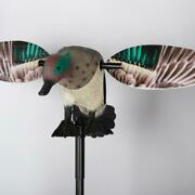 Outdoors Motion Wing Duck Decoy Electric Fly Decoy Mallards Pond Decor