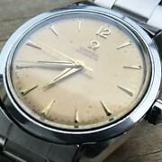 Omega 50s60s Vintage Automatic Antique Watches Wristwatch Free Shipping No.2156