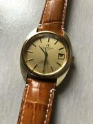 Omega Constellation Antique 14 Gold Free Shipping No.2211