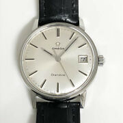 Omega Geneve Hand-wound 1970 Used Oh Already From Japan Fedex No.3060