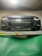 2016-2017-2018 Chevy Malibu Front Bumper Complete Assembly Aftermarket New